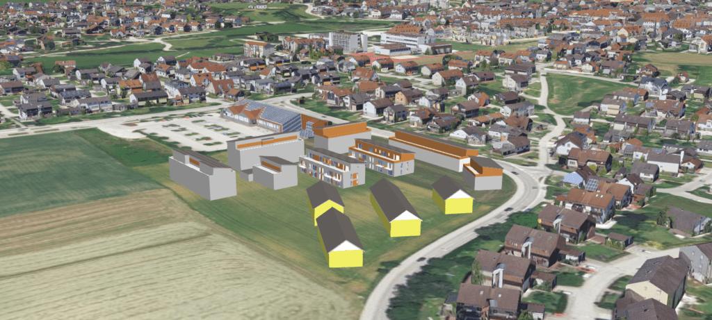 Digitale Stadtplanung: Integration von Planungen in das 3D-Stadtmodell