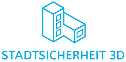 Logo Stadtsicherheit 3D