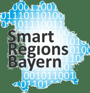 Logo Smart Regions Bayern
